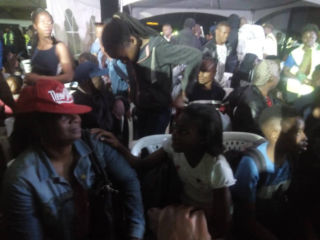 Photo/Video: First batch of 187 Nigerians return from South Africa
